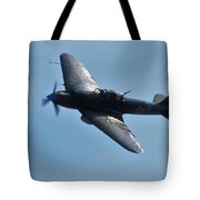The Ilyushin Il-2 In Flight Tote Bag