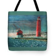 The Impending Storm Tote Bag