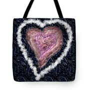 The Imperfection Of A Perfect Love Tote Bag