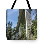 The Imperial Highway On The Forest Moon Of Endor Tote Bag