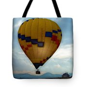 The Impressionable Balloon Tote Bag