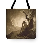 The Indian Widow Tote Bag