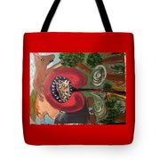 The Indigenous Emerging  Tote Bag