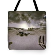 The Industrial Revolution Tote Bag