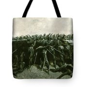 The Infantry Square Tote Bag