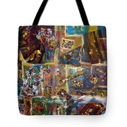 The Infinite Passion Of Life Tote Bag