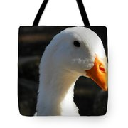 The Injured Duck Tote Bag