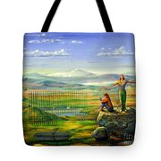 The Inner Freedom Tote Bag