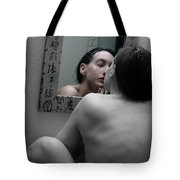The Inner Sanctum - Self Portrait Tote Bag