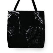 The Intensity Of Flamenco Tote Bag