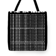The Intertypes - Spaces Between Letters  Tote Bag