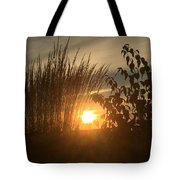 The Intimancy Of My Presence Tote Bag