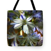 The Intransigent Beauty Of Blue Tote Bag
