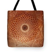 The Intricate Inlay And Carving Tote Bag