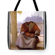 The Invisible Bohemian Tote Bag