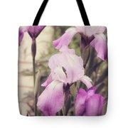 The Iris Undaunted Tote Bag