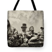 The Irish Emigration Tote Bag
