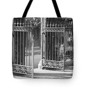 The Iron Gates Tote Bag