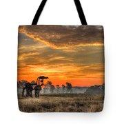 The Iron Horse 517 Sunrise Tote Bag