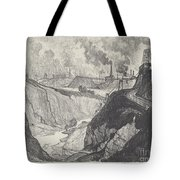 The Iron Mine Tote Bag