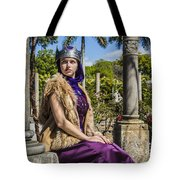 The Iron Queen Tote Bag