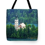 The Island Tote Bag