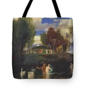 The Island Of Life 1888 Tote Bag