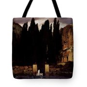 The Isle Of The Dead 1886 Tote Bag
