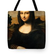 The Isleworth Mona Lisa Tote Bag
