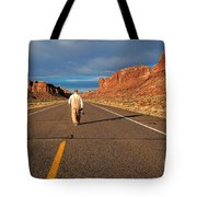 The Itinerant Photographer Tote Bag