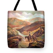 The Jackrabbit Watches Tote Bag