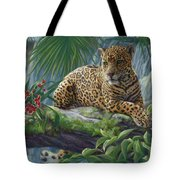 The Jaguar Tote Bag