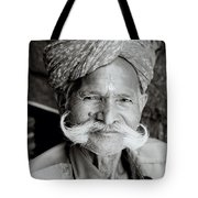 The Jain Man Tote Bag