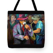 The Jam Tote Bag