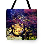 The Japanese Maple Tote Bag