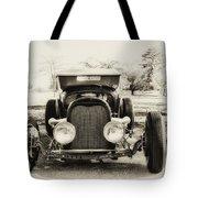 The Jaunty Jalopy Tote Bag