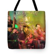 The Jazz Vipers In New Orleans 02 Tote Bag
