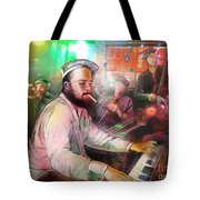 The Jazz Vipers In New Orleans 04 Tote Bag