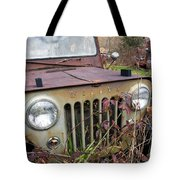 The Jeepster Tote Bag