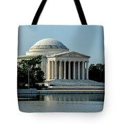 The Jefferson Memorial 2 Tote Bag