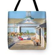 The Jekyll Wharf Tote Bag