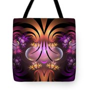 The Jesters Garden Tote Bag