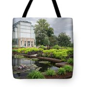 The Jewel Box At Forest Park Tote Bag
