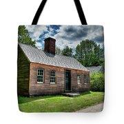 The John Wells House In Wells Maine Tote Bag