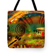 The Journey Back Home Tote Bag