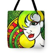 The Journey Into Subconscious Tote Bag