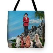 The Journey Of A Dog Trainer Tote Bag