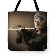 The Journeyman Tote Bag by Dwayne Glapion
