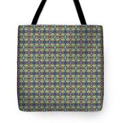 The Joy Of Design X X X I I I Arrangement 1 Tile 9x9 Tote Bag