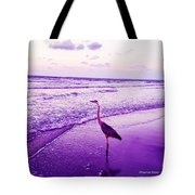 The Joy Of Ocean And Bird 2 Tote Bag